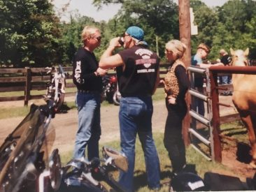 Cindy Gay - TC Road Gear - Motorcycle Chaps for Women with Unique Designs and Patterns